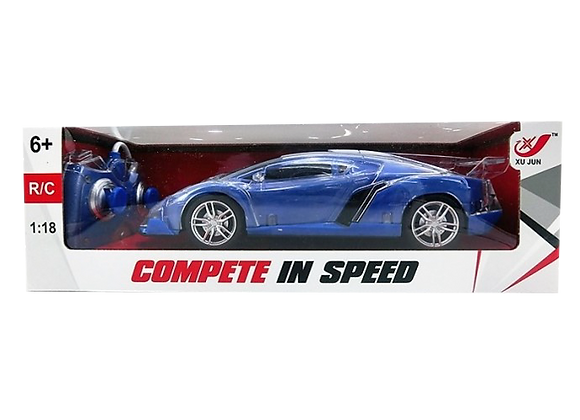 Compete in speed