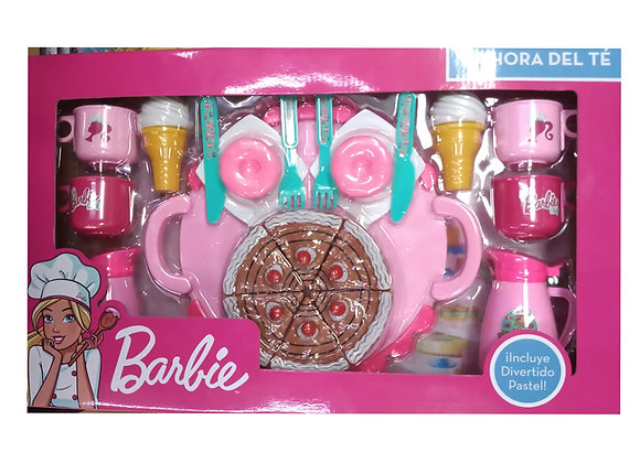 BARBIE KIT DE REPOSTERÍA