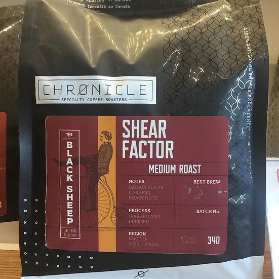 Black Sheep medium roast coffee beans