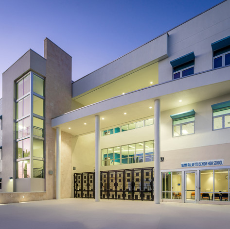 Palmetto Senior High School