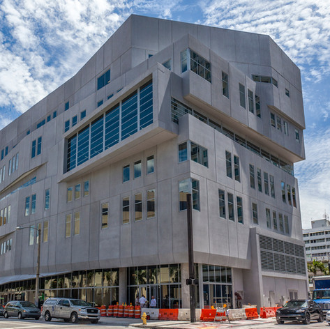 Miami Dade College, Building 1000