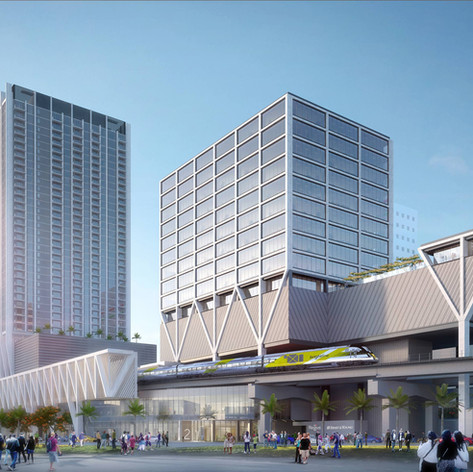 Brightline Towers I & II