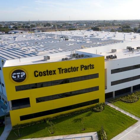 Costex Tractor Parts Facility