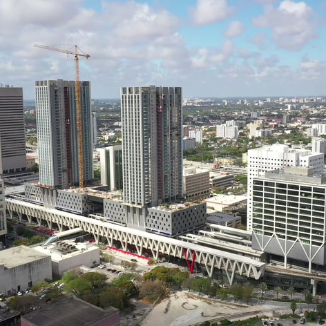 Miami Central Towers