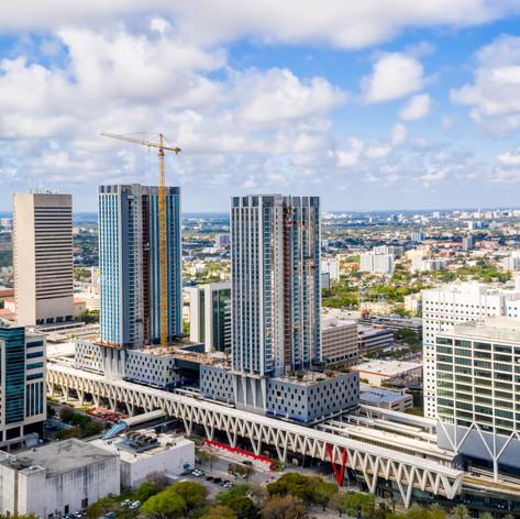 Brightline Miami Terminal
