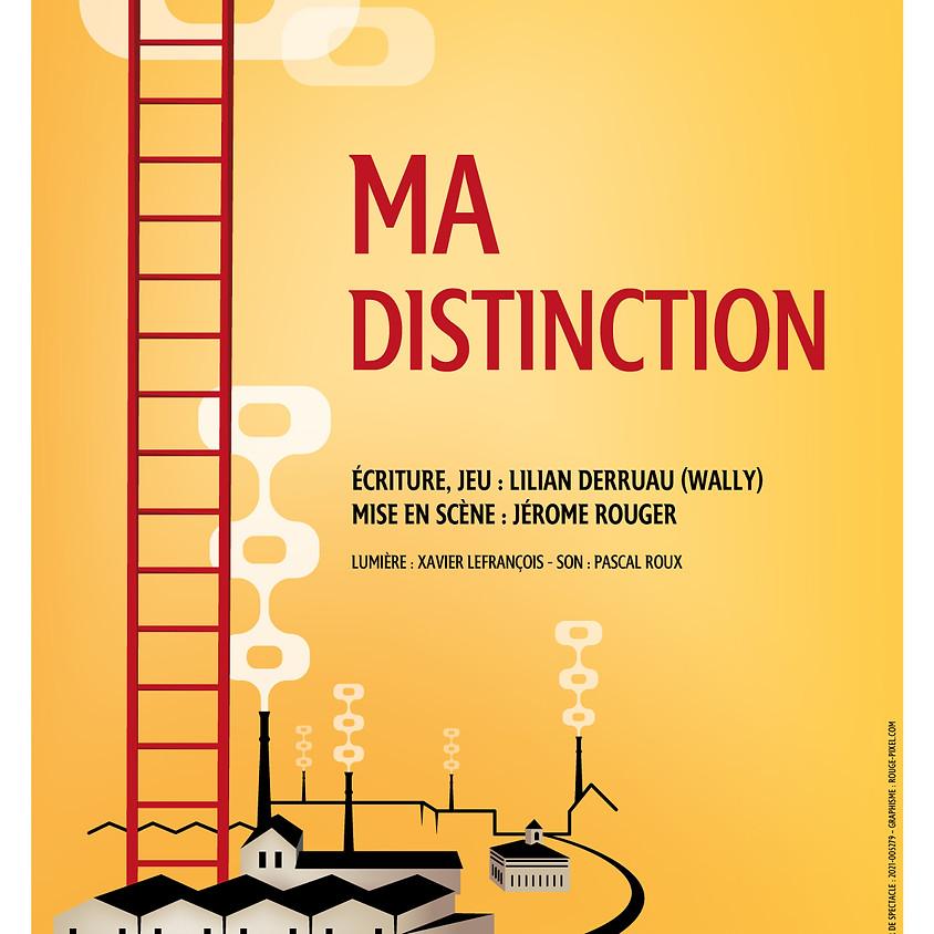 Ma Distinction