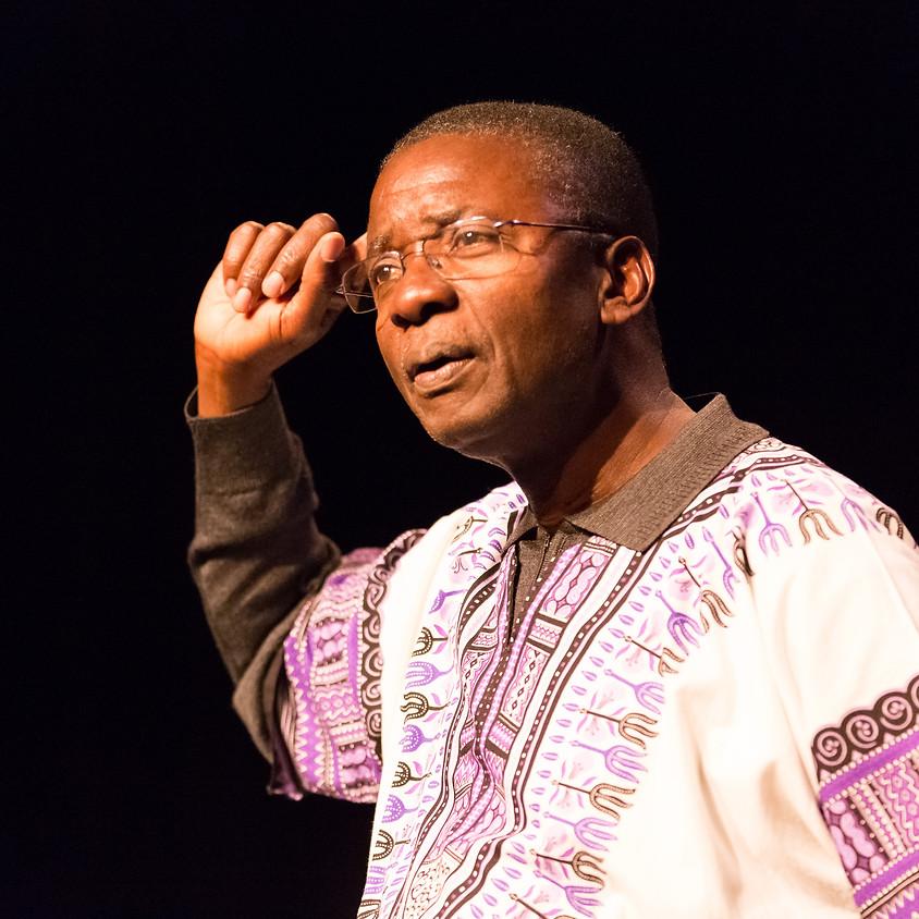 Pie Tshibanda - Un fou noir au pays des blancs