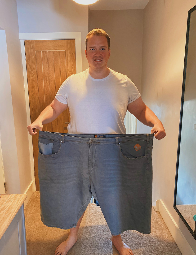 My old shorts (58inch waist)