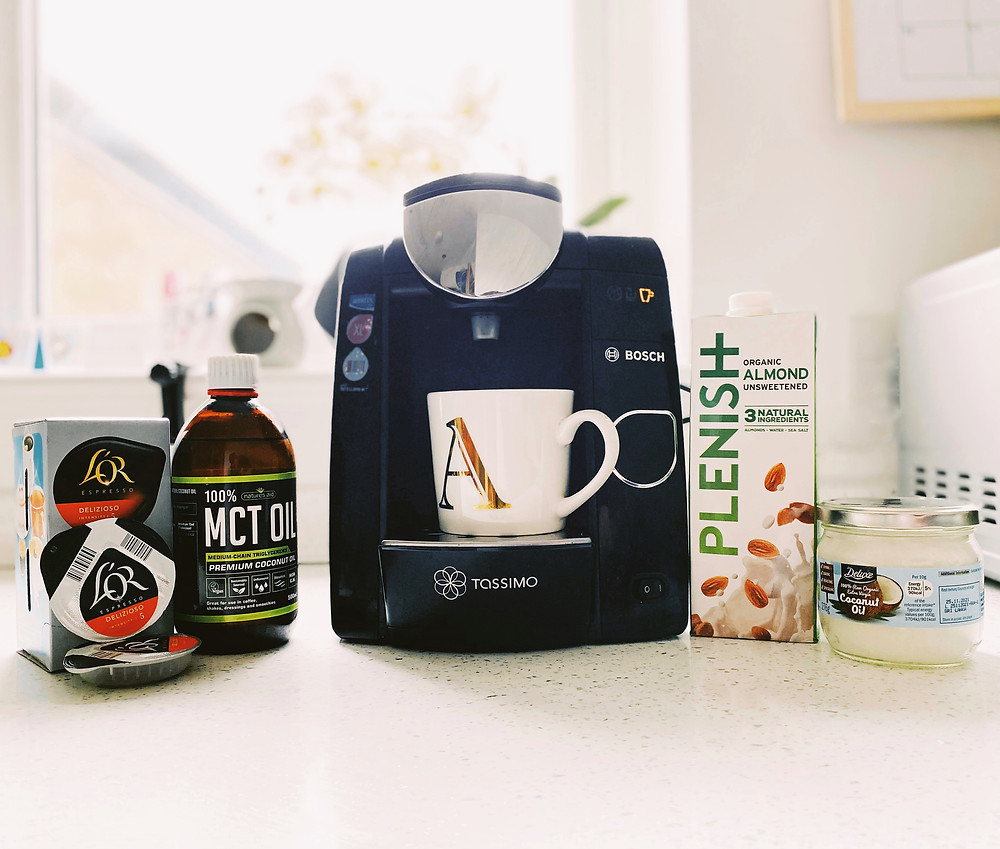 Keto Coffee Ingredients