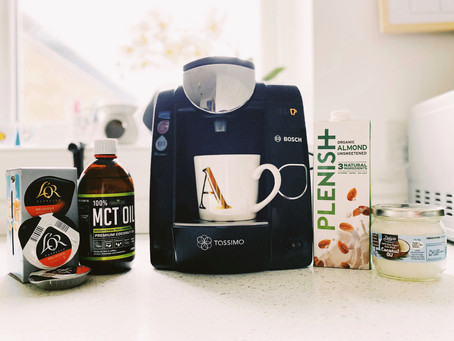 Rise & Shine: Keto Coffee