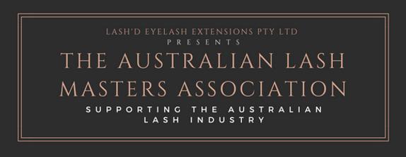 The Australian Lash Masters ASSOCIATION-