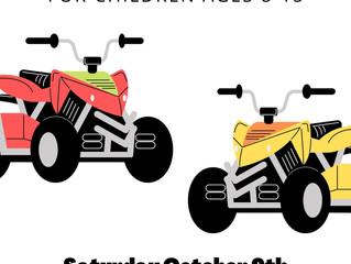 DCNR ATV Course!