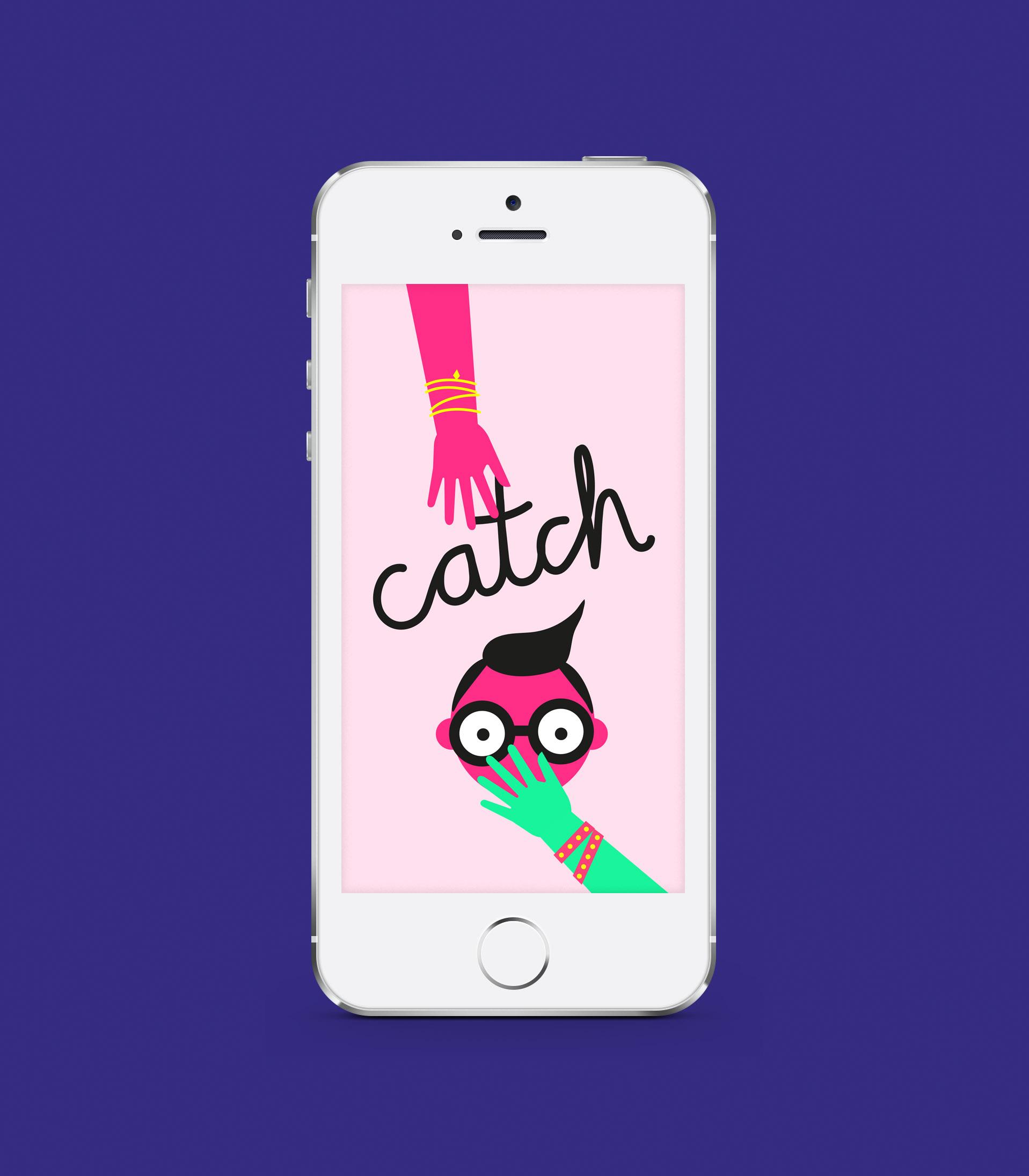 Catch mobile single
