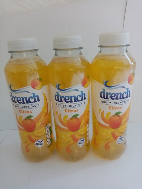 Drench Citrus 3 pack clearance