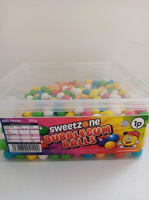 Sweet zone bubblegum balls