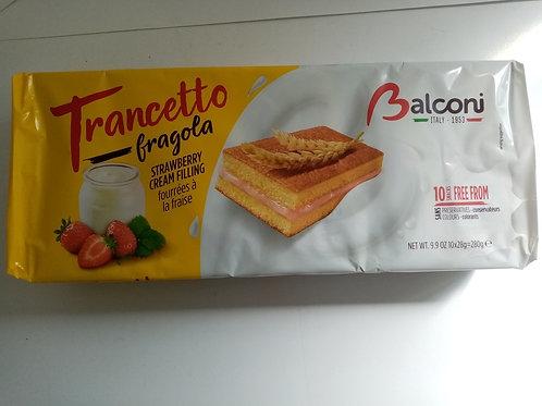 Balconi Strawberry & Yoghurt Filling