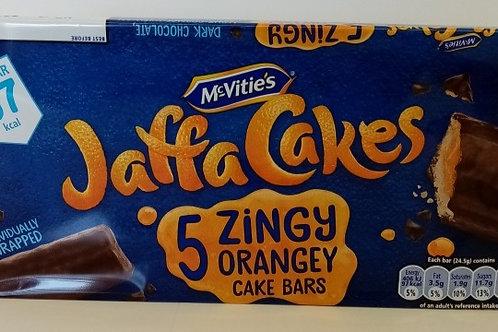 Mcvities Jaffa Cake Bars
