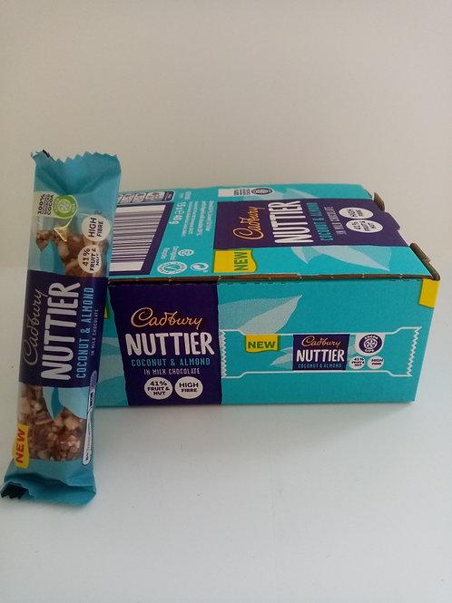 Cadbury Nuttier Coconut & Almond