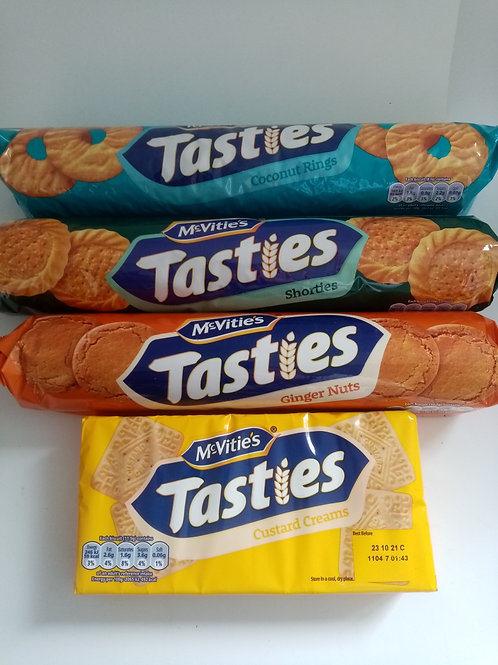 McVities Biscuit 4 pack