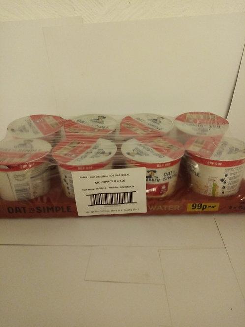 Oats so simple original porridge