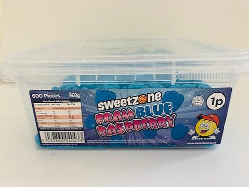 Sweetzone Foam Blue Raspberry
