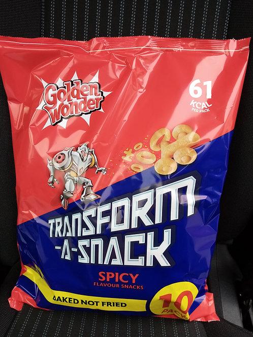 Transform a snack spicy