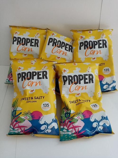 Propercorn Sweet & Salty 5 Pack