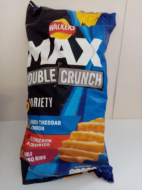 Max double crunch multi pack