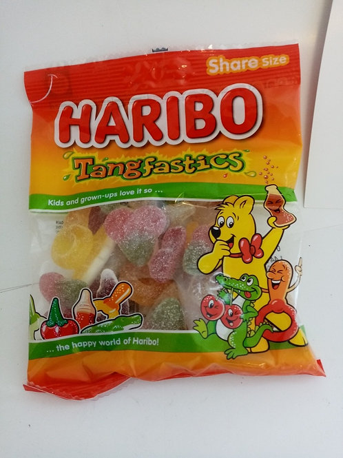 Haribo Tangfastics 140g Clearance