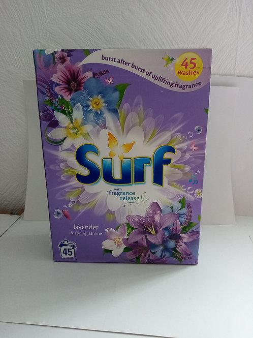 Surf powder 45 wash