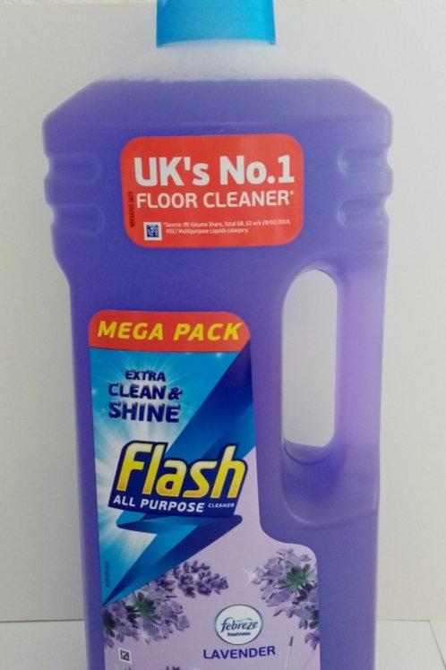 Flash All Purpose Cleaner Lavender 2.05l