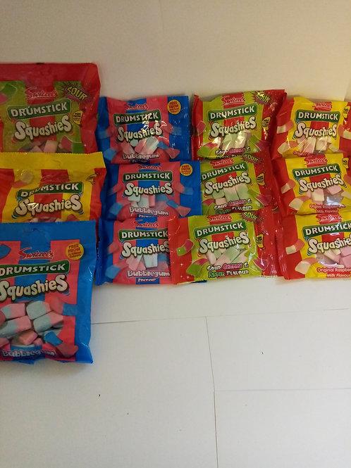 Squashies multi variety pack