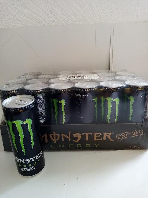 Monster Energy Export Green