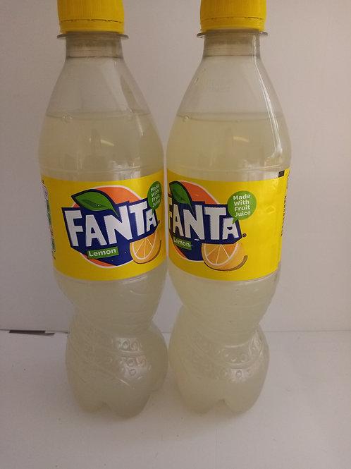 Fanta lemon 2 pack