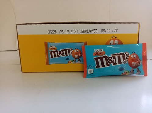 M and M Salted Caramel