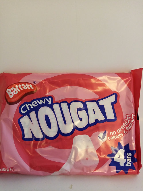 Chewy nougat 4 pack