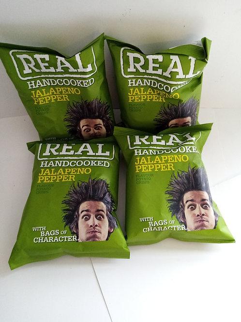 Real jalapeño Pepper 4 pack