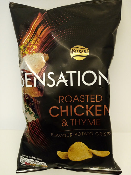 Sensations roasted chicken & thyme
