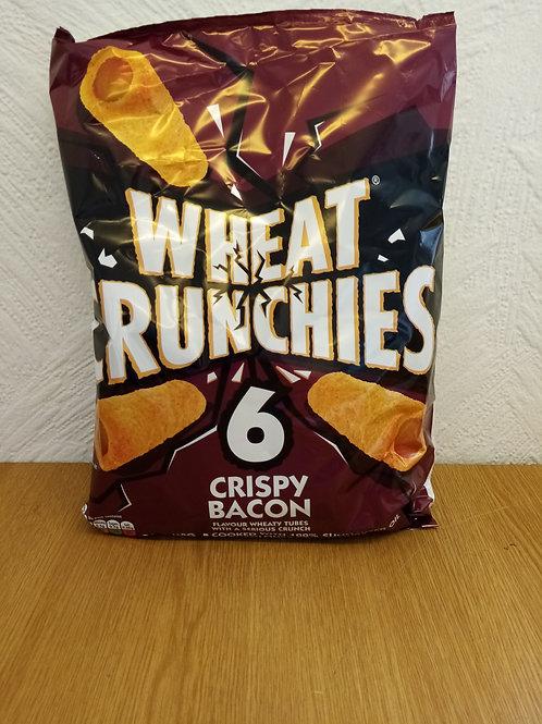 Wheat crunchies multipak