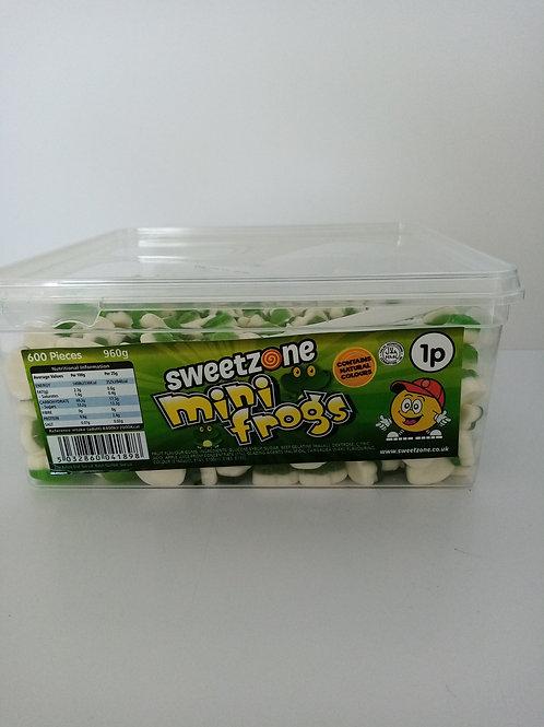 Sweet zone mini frogs