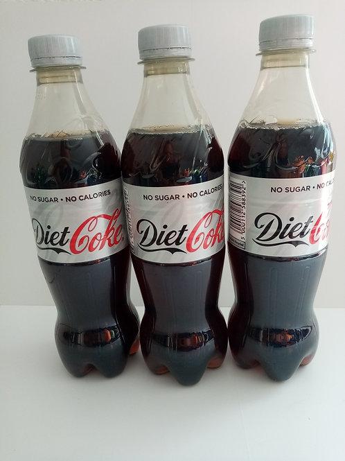Diet Coke 3 bottles clearance