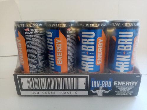 Irn bru extra energy 330ml
