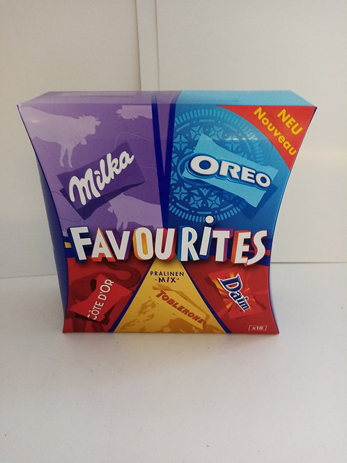 Favourites multi box