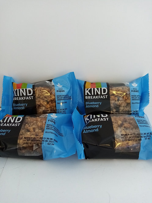 Kind blueberry 4 pack