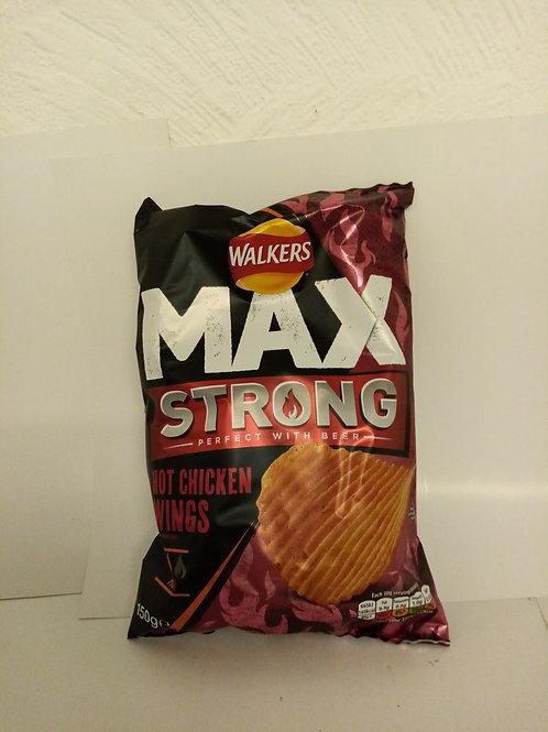 Max strong crisps