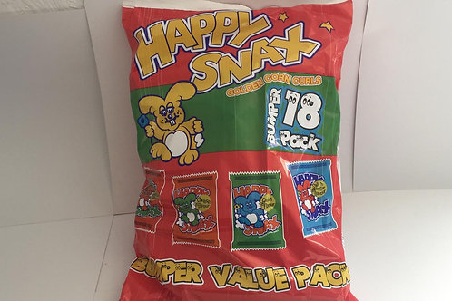 Happy Snax 18 pack