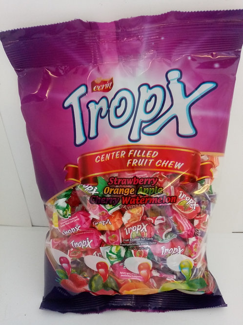 Tropix Center Filled Fruit Chews