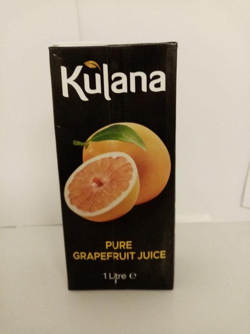 Kulana grapefruit juice
