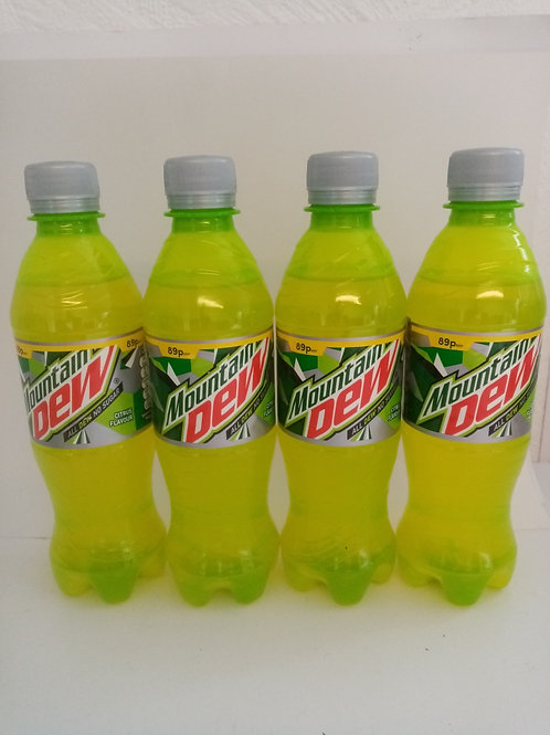 Mountain Dew 4 pack clearance