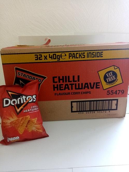Chilli Heatwave Doritos